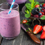 Berry Green Detox Smoothie – Recipe